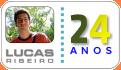 Lucas Ribeiro - 24 anos