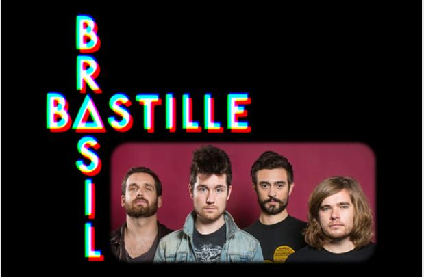 Vídeo: Bastille apresenta 'Blame' no The Late Late Show